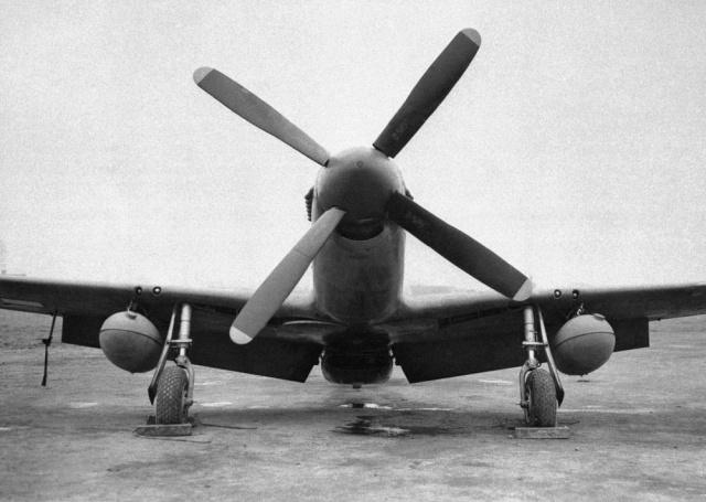 İkinci Dünya Savaşı'nın en hızlı ve seri avcı uçakları
