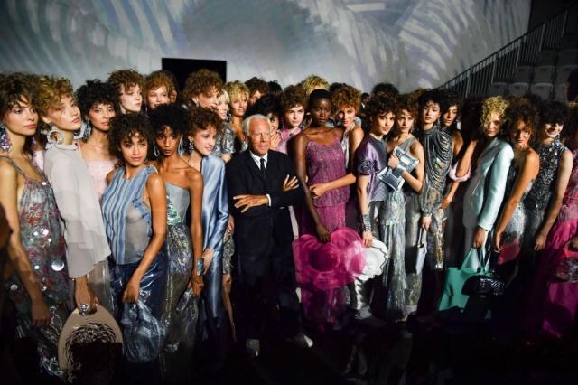 Moda dünyasının 'gözdesi': Milano Moda Haftası