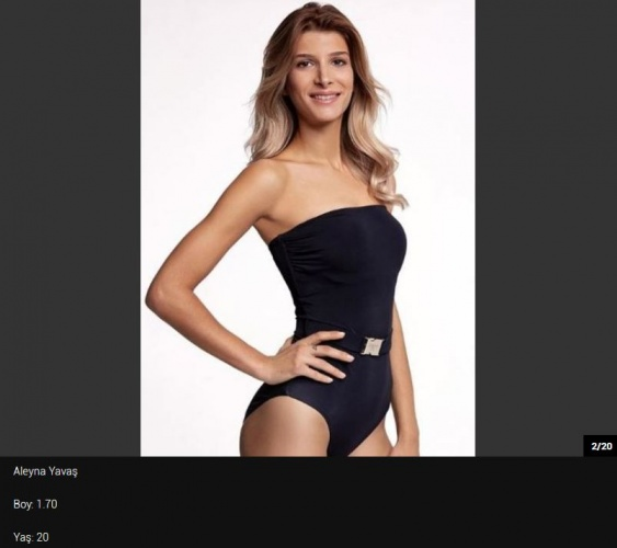 Miss Turkey 2019 finalistleri belli oldu! İşte finale kalanlar...