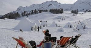 Dünyanın en etkileyici buzdan otelleri