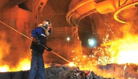 Demir Çelik'te iş yavaşlatma eylemi