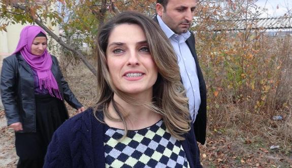 Demirtaş'ı cezaevinde eşi ziyaret etti
