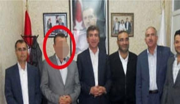 Derik Kaymakamı'nı öldüren kişi AKP'li çıktı