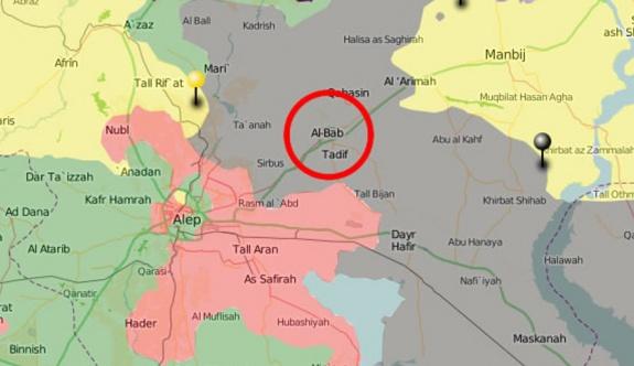 El Bab'ta TSK'ya saldırı: Çok sayıda asker yaralandı