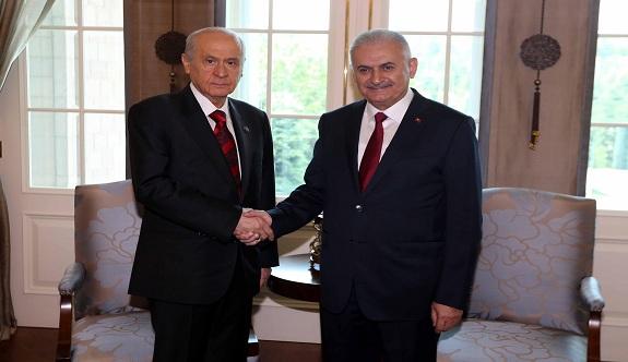 MHP'ye sunulan 'Başkanlığın' detayları