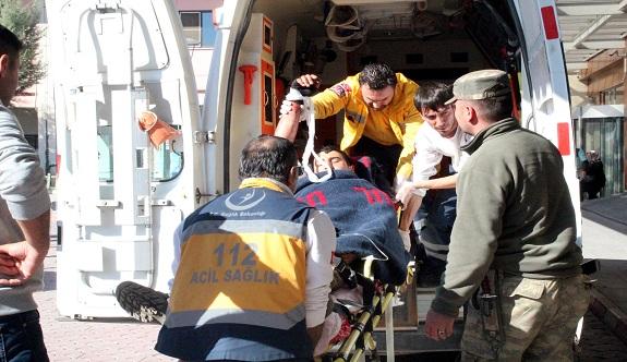 TSK'ya  saldırı: Ölü ve yaralı askerler var