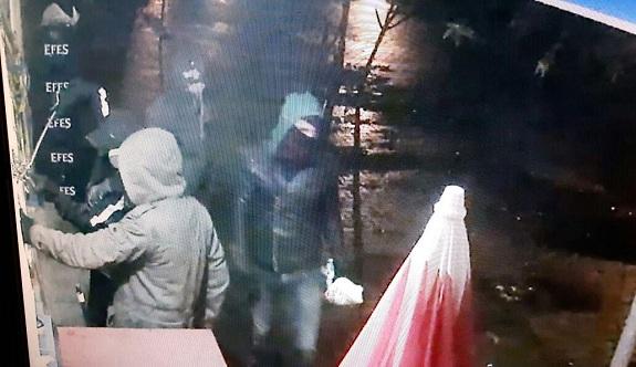 6 hırsızlık şüphelisi yakalandı