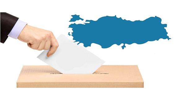 AKP'nin oy oranı düşüşte