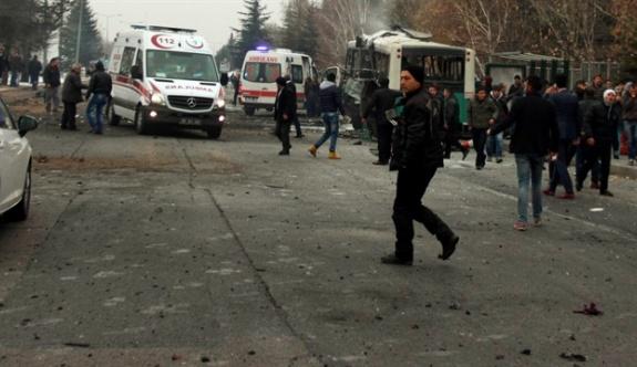 Askerleri taşıyan otobüsün şoförü de gözaltına alındı