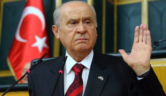 Bahçeli, 'HDP'lilere uymayın' demiş