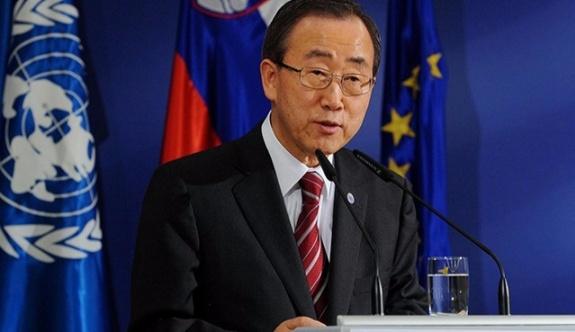 BM Genel Sekreteri Ban Ki-mun görevine veda etti