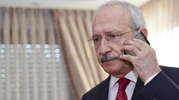 CHP lideri Alpay ve Erdoğan'ı aradı