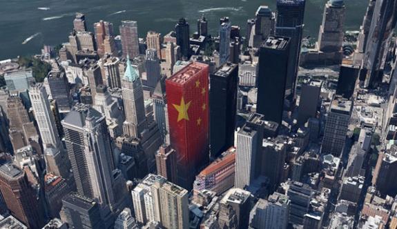 Çin'in endüstri üretiminde keskin yükseliş