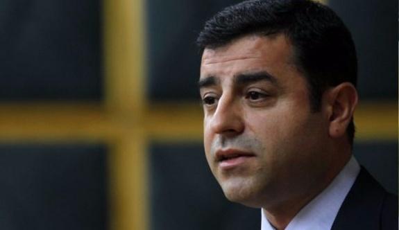 Demirtaş'tan HDP'lilere mektup
