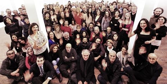 Gazetecilerden cezaevindeki meslektaşlarına: Yeni yılımız özgür olsun!
