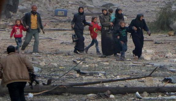 Halep tasarısı BM'de kabul edildi