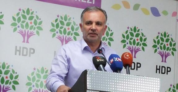 HDP: Amedspor'a başsağlığı ve sabır diliyoruz