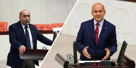 HDP, İçişleri Bakanı'na parti binalarına yönelik saldırıları sordu