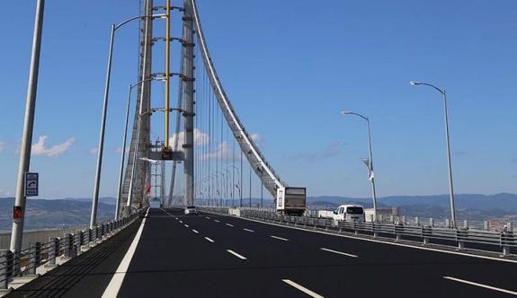 Köprülere indirim geliyor