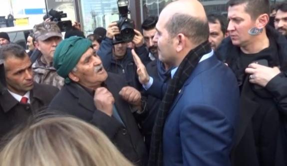 Süleyman Soylu Hakkari'de HDP'lilere yüklendi