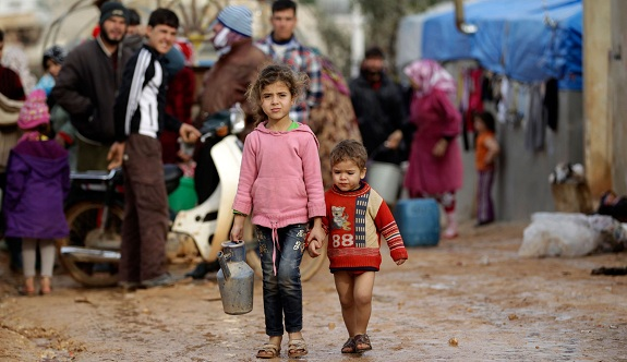 Suriyeli gerçeği çarpıtılıyor