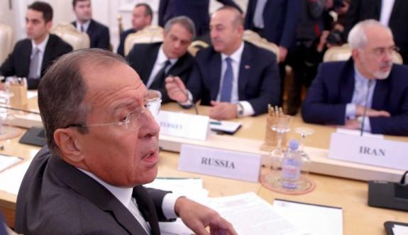 Türkiye, Rusya ve İran'dan Suriye mutabakatı