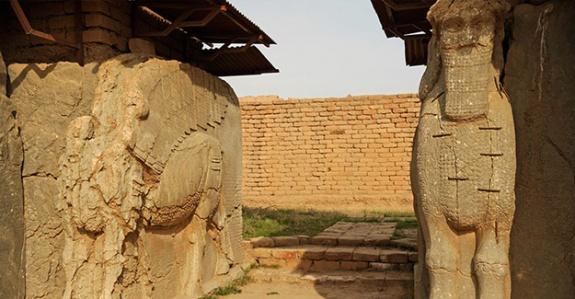 UNESCO'dan Nimrud çağrısı