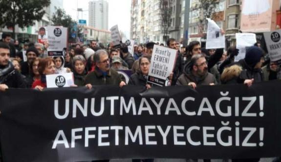 10 yıldır Hrant yok adalet yok: Bu dava dostlarımızın davasıdır