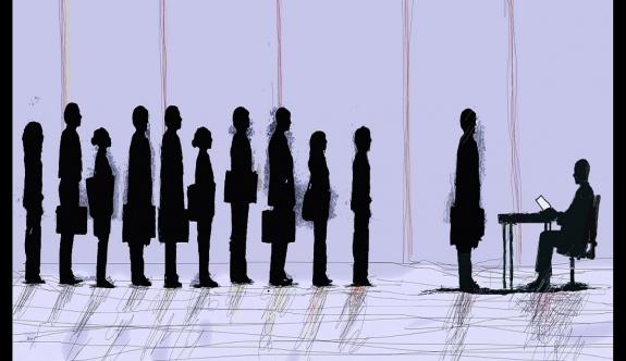 1 ayda 246 bin 242 kişi işsiz kaldı