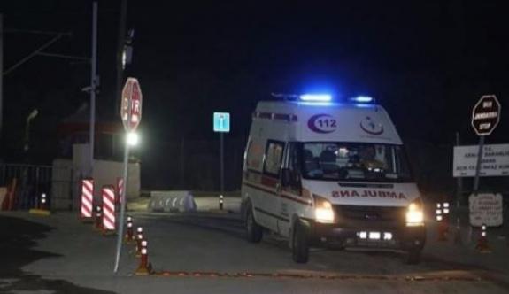 Adana'da cezaevinin çocuk koğuşunda yangın
