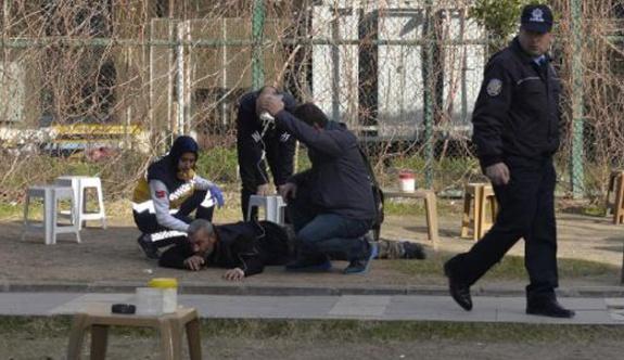 Adana'da silahlı çatışma
