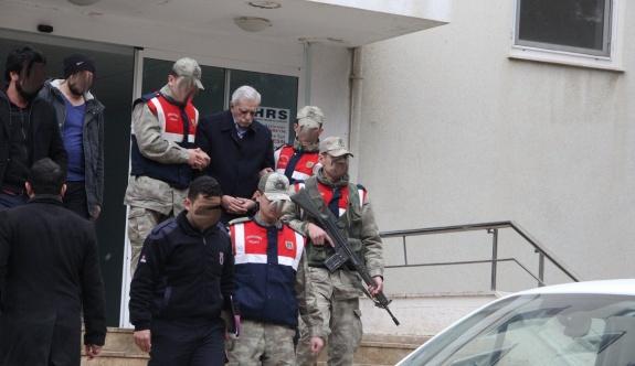 Ahmet Türk hastaneye böyle götürüldü!