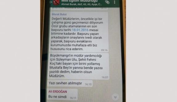 AKP'nin torpil skandalı açığa çıktı!