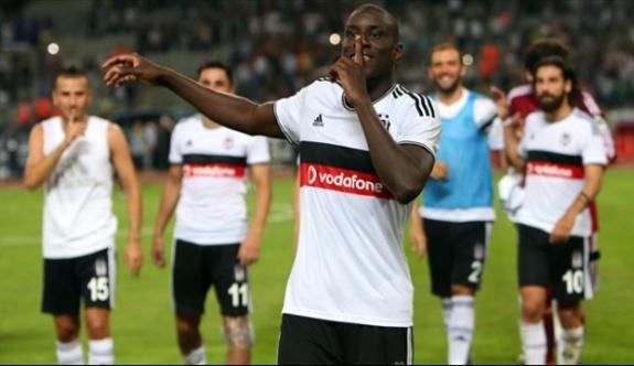 Beşiktaş'ta 'Demba Ba' sesleri