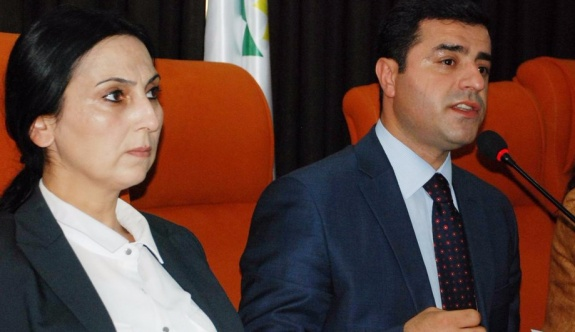 Demirtaş'a 142 yıl, Yüksekdağ'a 83 yıl hapis istemi