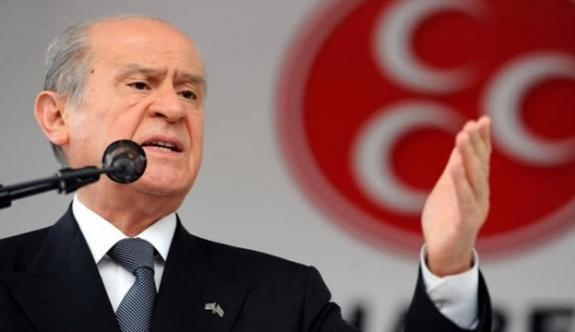 Devlet Bahçeli: CHP olmadık yollara sapmıştır!