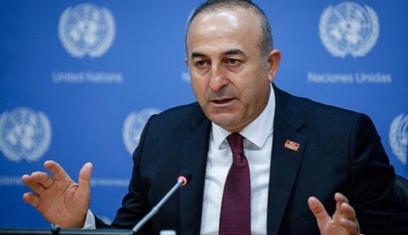 Dışişleri Bakanı Çavuşoğlu: 'YPG Astana'da yer almayacak, buna izin vermeyiz'