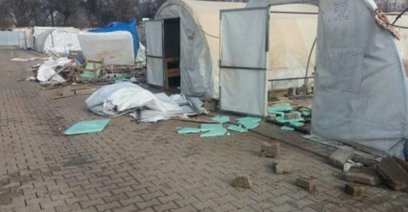Diyarbakır'daki Ezidi kampı boşaltıldı