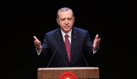 Erdoğan'dan 'erken seçim' açıklaması