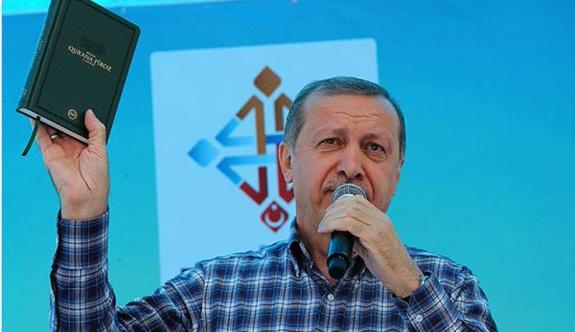 Erdoğan, 'başkanlık' propagandasına hazır