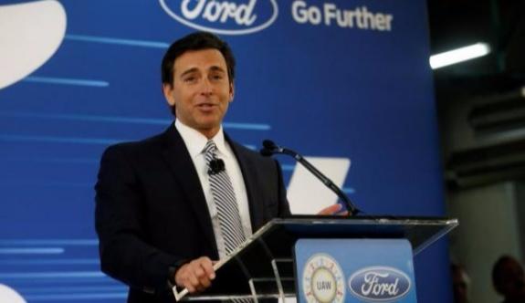 Ford Meksika'ya yapacağı 1.6 milyar dolarlık ürtim tesisini  iptal etti