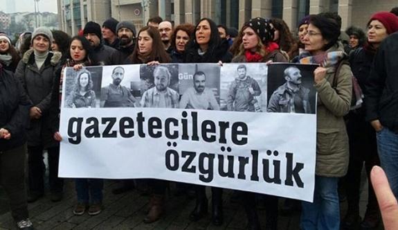 Gazetecilere tutuklama istemi