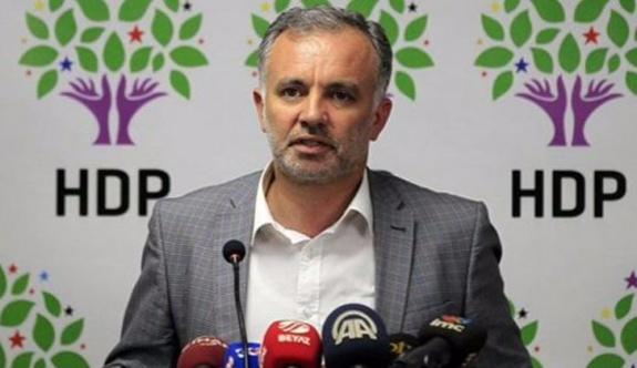 HDP'li Ayhan Bilgen, Referandumda 'Hayır' oyu yüksek çıkarsa OHAL erken biter