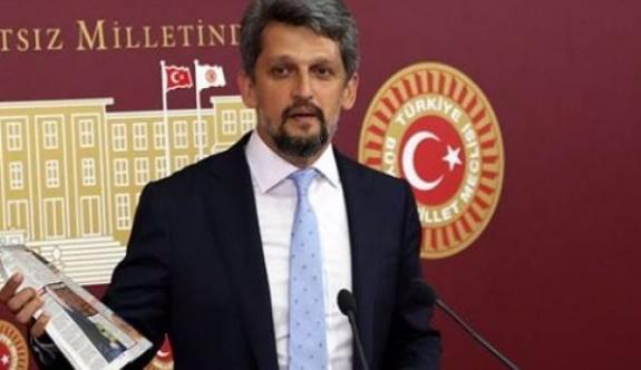 HDP'li Paylan'a 'soykırım' cezası: 3 birleşimde olamayacak