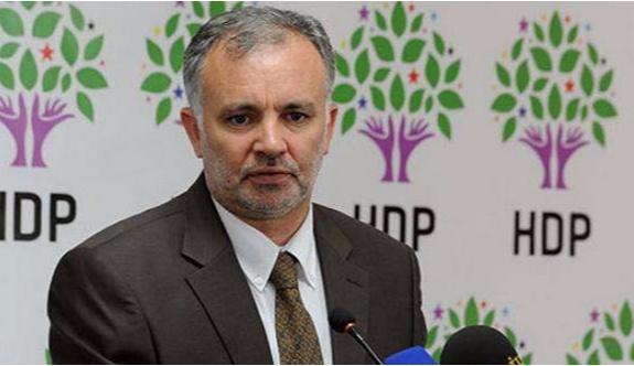 HDP sözcüsü Ayhan Bilgen referandum için yol haritasını açıkladı