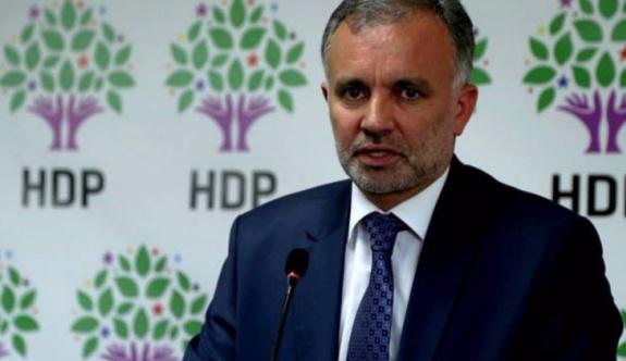 HDP Sözcüsü Ayhan Bilgen referandumda 'Hayır'ı örgütleyeceklerini söyledi