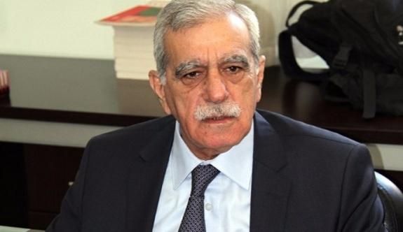 HDP'den Bahçeli'ye Ahmet Türk yanıtı: Merhamet dilenmiyoruz
