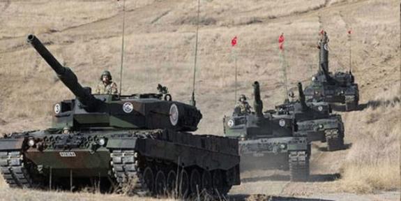 Irak'ta PKK'ye operasyon iddiası