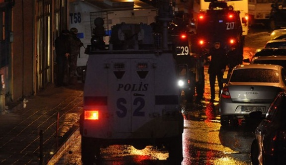İstanbul Okmeydanı'nda operasyon