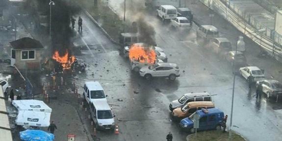 İzmir saldırısını o örgüt üslendi